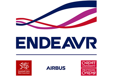 Logo: Airbus Endeavr and partners
